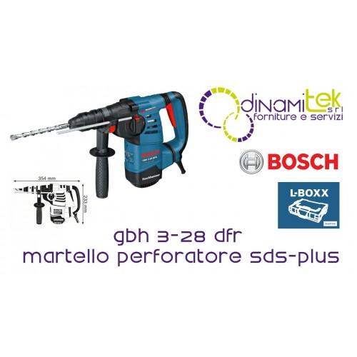 MARTEAU DE PUNCH ATTAQUE SDS-PLUS GBH 3-28 DFR BOSCH Dinamitek 1