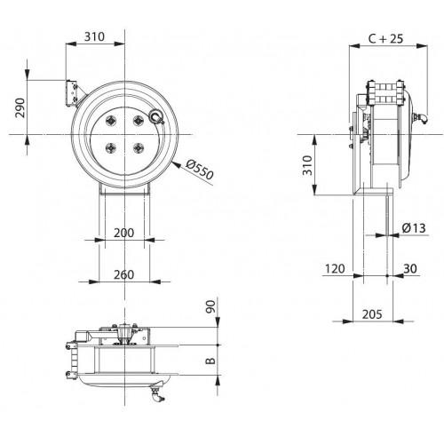 Livella Perfecta Profilato In Alluminio-Iori - IOR12221