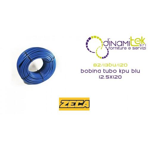 82/13BU/120 BOBINA TUBO KPU BLU 12.5X120 ZECA Dinamitek 1