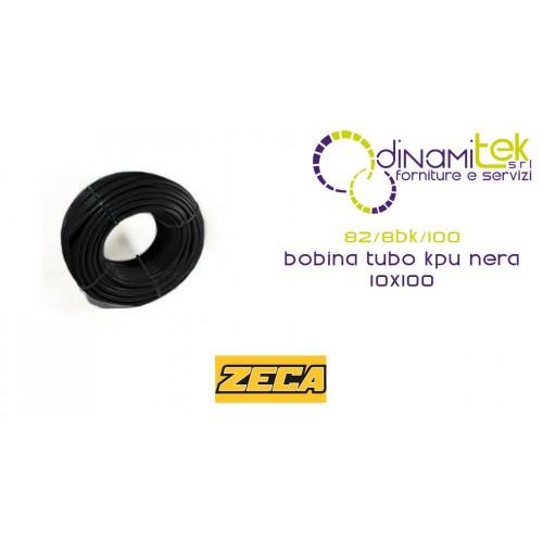 82/10BK/100 BOBINA TUBO KPU NERA 10X100 ZECA Dinamitek 1