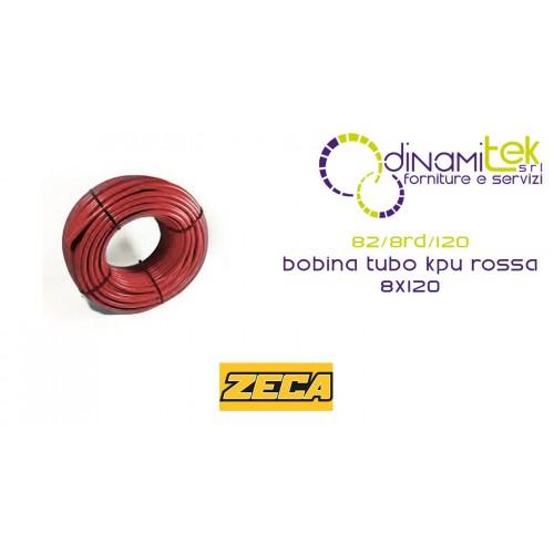 82/8RD/120 BOBINA TUBO KPU ROSSA 8X120 ZECA Dinamitek 1