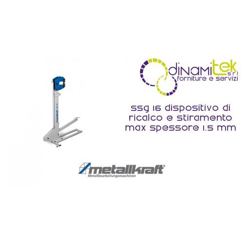 DEVICE TRACING, AND STRETCH MAX THICKNESS 1.5 MM SSG 16 METALLKRAFT Dinamitek 1