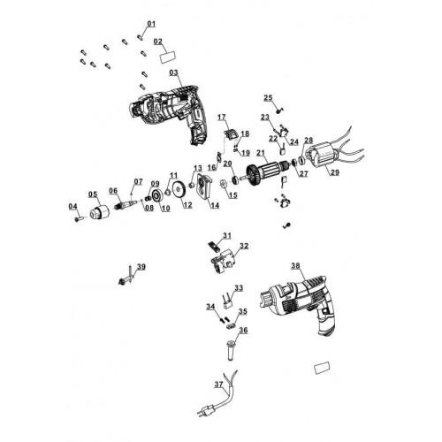 LEVE HS PORTATA 1,5 T-UNICRAFT-6196015