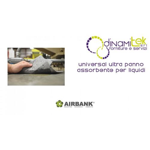PANNO ASSORBENTE AIRBANK PER LIQUIDI SERIE UNIVERSAL ULTRA Dinamitek 1