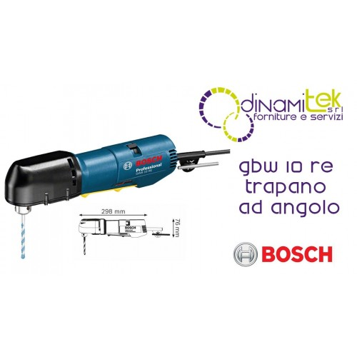 PERCEUSE D'ANGLE GBW 10 RE BOSCH Dinamitek 1