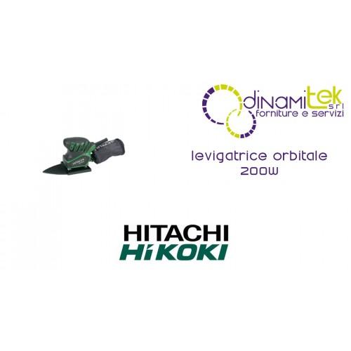 SV12SH ORBITAL SANDER 200 W HIKOKI Dinamitek 1
