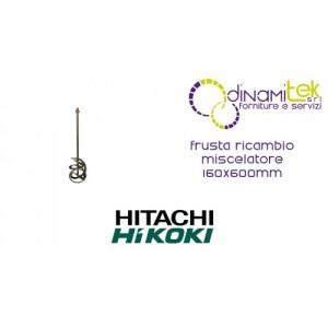FRUSTA RICAMBIO MISCELATORE 160X600 mm HTA333639 HIKOKI Dinamitek 1