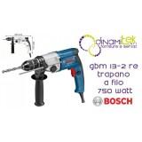 DRILL WIRE 750 WATT GBM 13-2 RE BOSCH Dinamitek 1