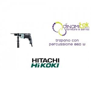 TRAPANO CON PERCUSSIONE 860 W DV20VD W860 HIKOKI Dinamitek 1