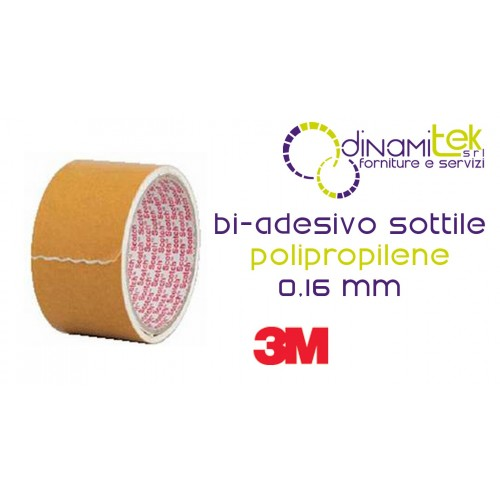 9192 PPL-DOUBLE-SIDED TAPE THIN 50 X 25 3M Dinamitek 1