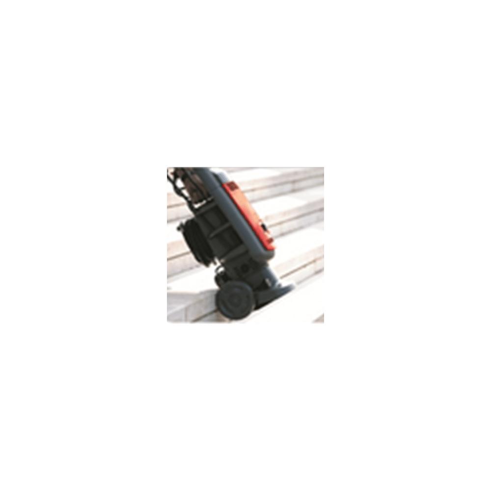 IDROTRON L1300 CLEANER TRON SEMI-PROFESSIONAL SINGLE PHASE COLD WATER HIGH Dinamitek 4