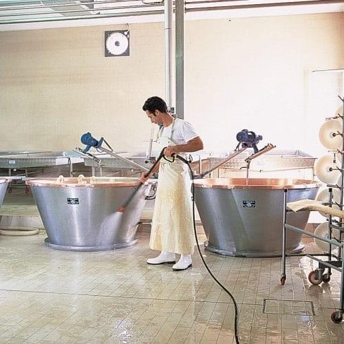 IDROTRON 140 FM CLEANER TRON PROFESSIONAL COLD WATER HIGH-140 BAR Dinamitek 8
