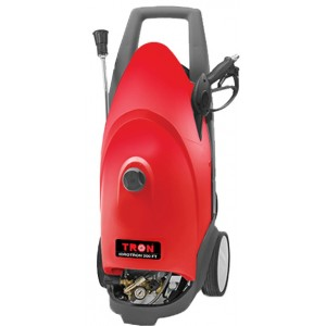 IDROTRON 200 FT HIGH PRESSURE WASHER TRON PROFESSIONAL THREE PHASE COLD WATER HIGH Dinamitek 2