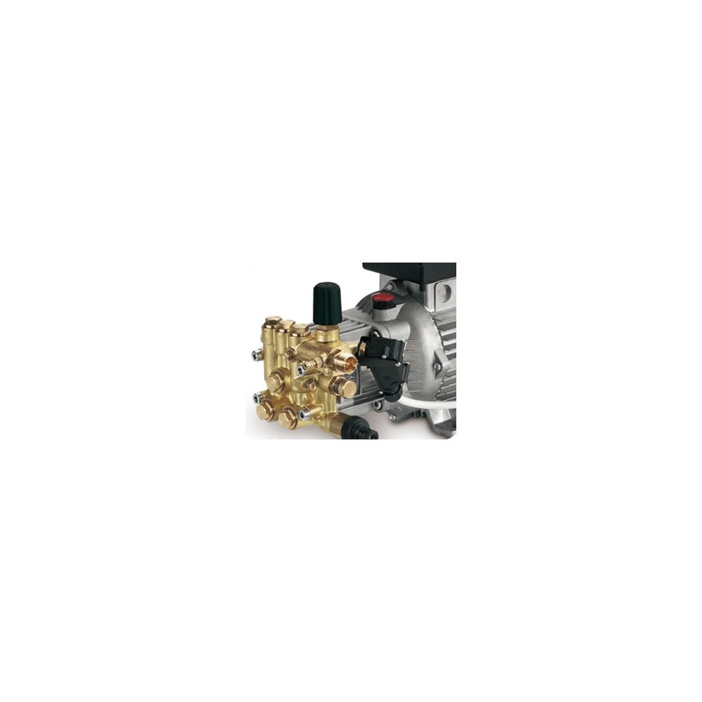 IDROTRON 200 FT IDROPULITRICE PROFESSIONALE TRIFASE AD ACQUA FREDDA TRON Dinamitek 4