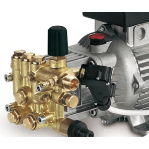 IDROTRON 200 FT HIGH PRESSURE WASHER TRON PROFESSIONAL THREE PHASE COLD WATER HIGH Dinamitek 4