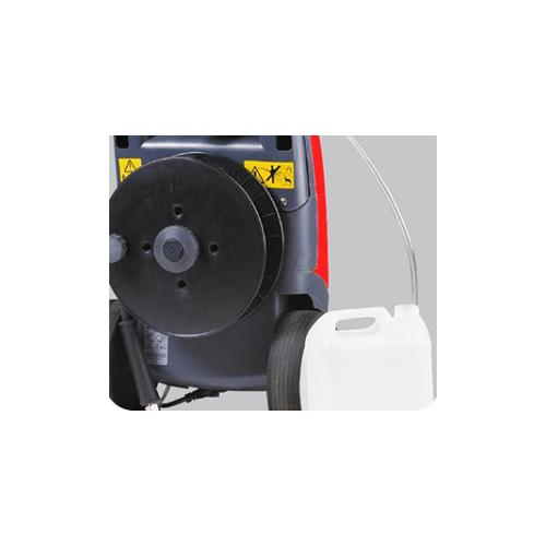 IDROTRON 200 FT HIGH PRESSURE WASHER TRON PROFESSIONAL THREE PHASE COLD WATER HIGH Dinamitek 7