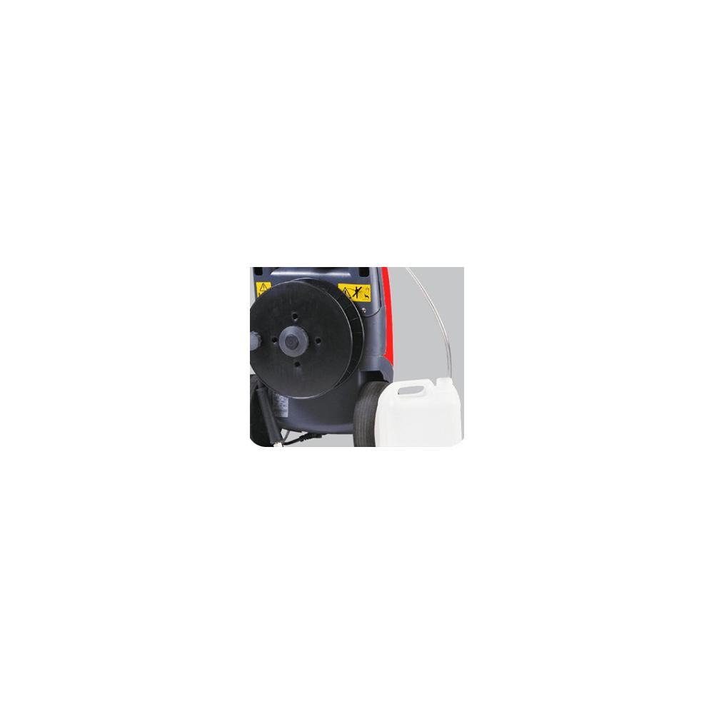 IDROTRON 200 FT IDROPULITRICE PROFESSIONALE TRIFASE AD ACQUA FREDDA TRON Dinamitek 7