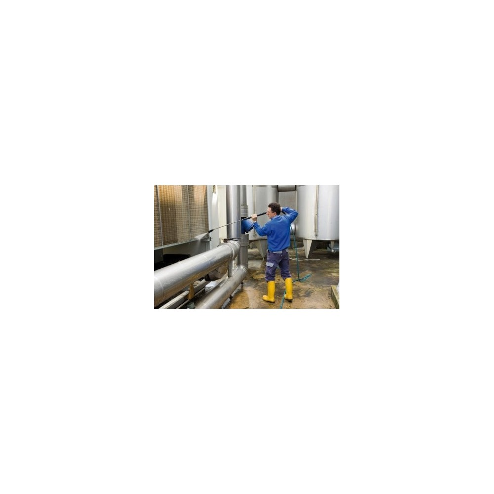 IDROTRON 150 CMC IDROPULITRICE MONOFASE AD ACQUA CALDA TRON Dinamitek 9