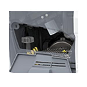 IDROTRON 200 CTN HIGH PRESSURE WASHER, TRON THREE-PHASE HOT WATER HIGH Dinamitek 5
