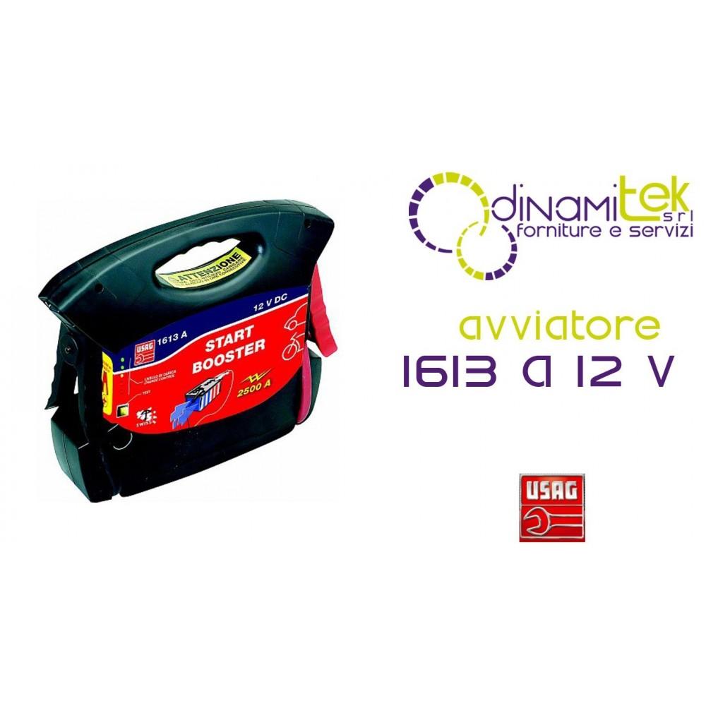 COMMENCER à BOOSTER 12V 1613 A 12V USAG Dinamitek 1