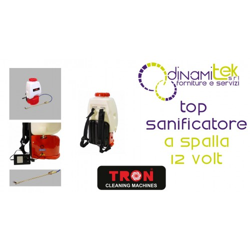 TOP SANIFICATORE SPALLABILE TRON Dinamitek 1