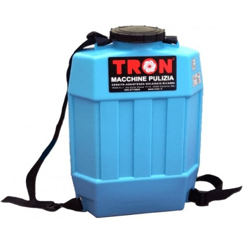 TOP 18 SANIFICATORE SPALLABILE BATTERIE-TRON Dinamitek 2