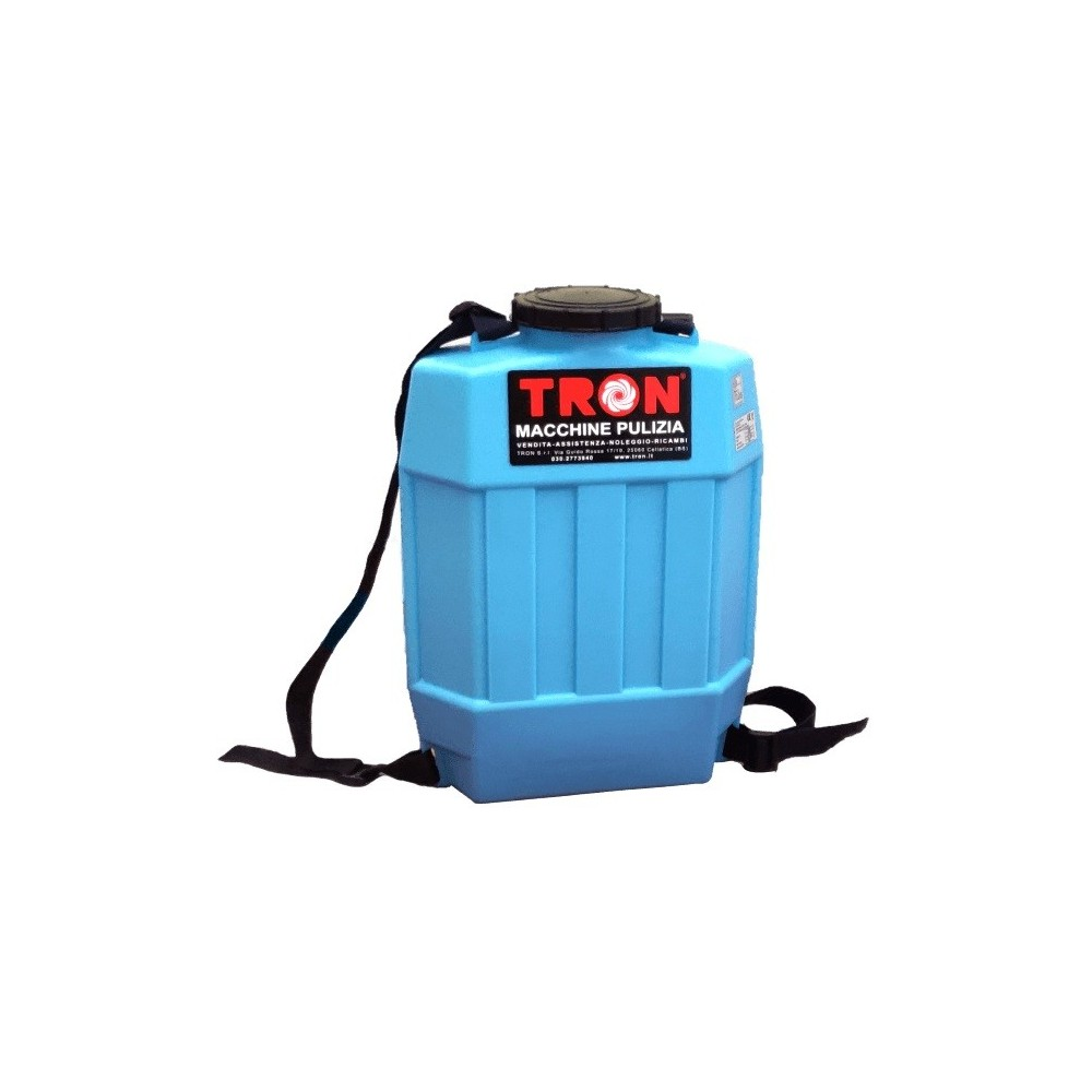 TOP 18 SANIFICATORE SPALLABILE BATTERY-TRON Dinamitek 2