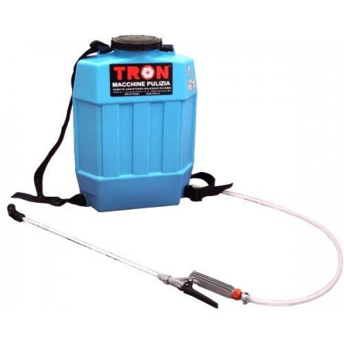 TOP 18 SANIFICATORE SPALLABILE BATTERY-TRON Dinamitek 3