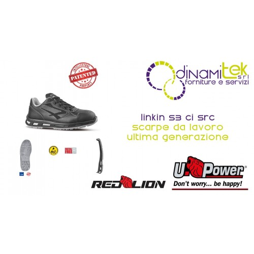 RL20254 LINKIN S3 CI SRC WORK SHOES U-POWER Dinamitek 1