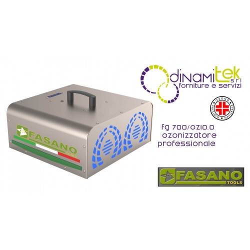 FG 700/OZ10.0 OZONATOR MADE IN ITALY FG SERIES 700 FASANO TOOLS Dinamitek 1