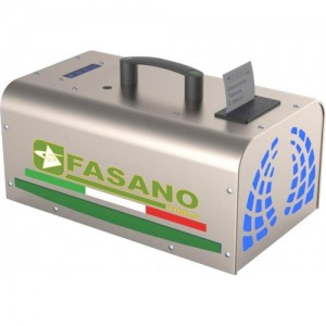 OZONIZZATORE PROFESSIONALE CON STAMPANTE FG 702/OZ5.0 FASANO TOOLS Dinamitek 2