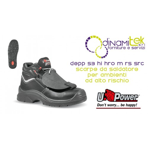 SO10223 DEPP S3 HI HRO M RS SRC SCARPE SALDATORE U_POWER Dinamitek 1