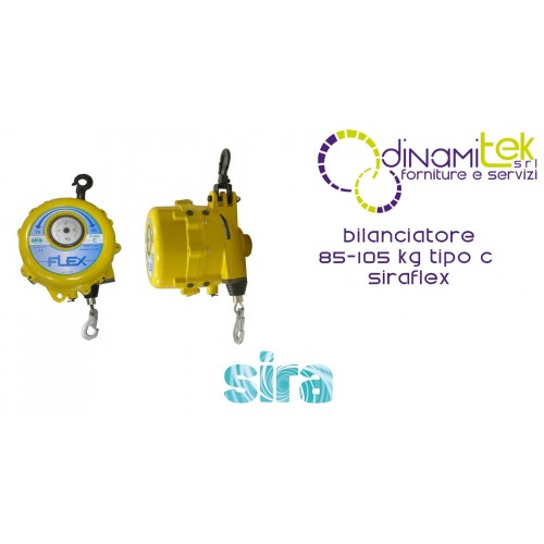 BILANCIATORE TIPO 85-105 KG C SIRAFLEX Dinamitek 1