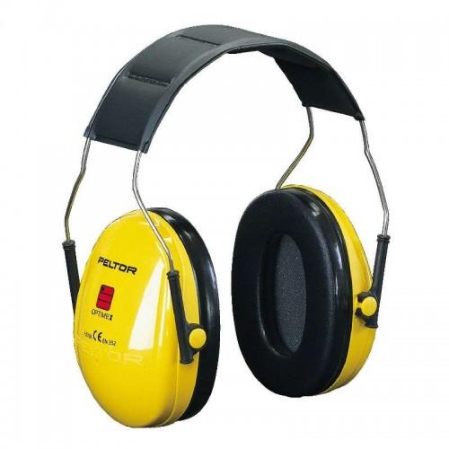 OPTIME THE-EAR HEADPHONES TEMPORAL H510A-401-GU 3M Dinamitek 2