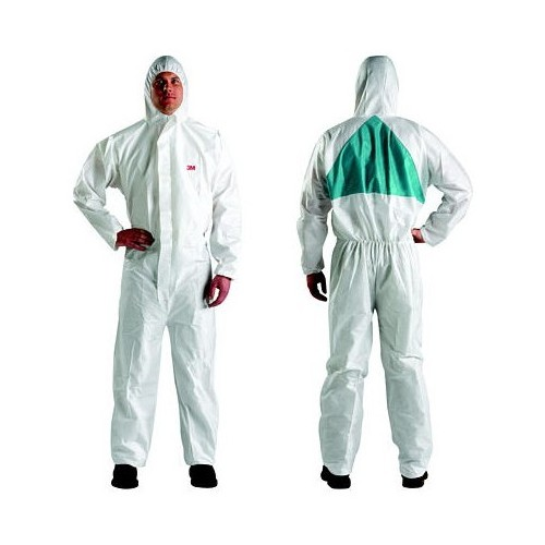4520 COVERALL PROTECTIVE SMMMS TYPE 5/6 3M Dinamitek 2