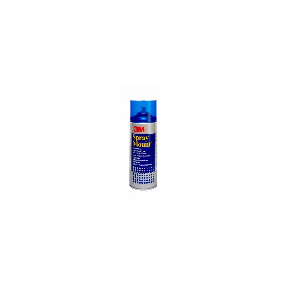 SPRAY MOUNT-ADESIVO SPRAY 400 ML 3M Dinamitek 2