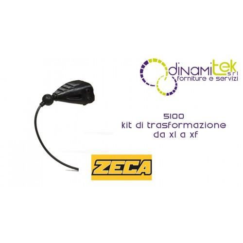 ZECA OPTIONAL 5100 KIT DI TRASFORMAZIONE XF IN XL Dinamitek 1