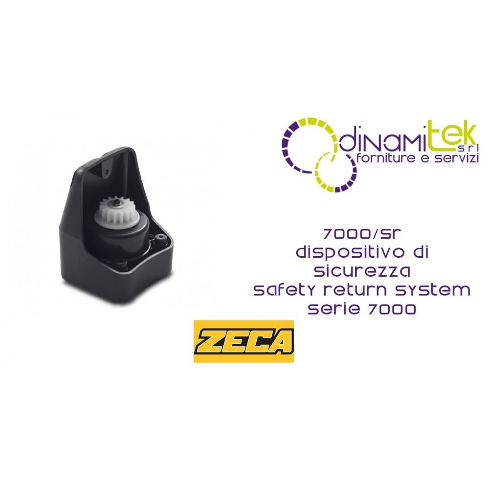 ZECA OPTIONAL 7000SR AVVOLGICAVO INDUSTRIALE SERIE 7000 Dinamitek 1