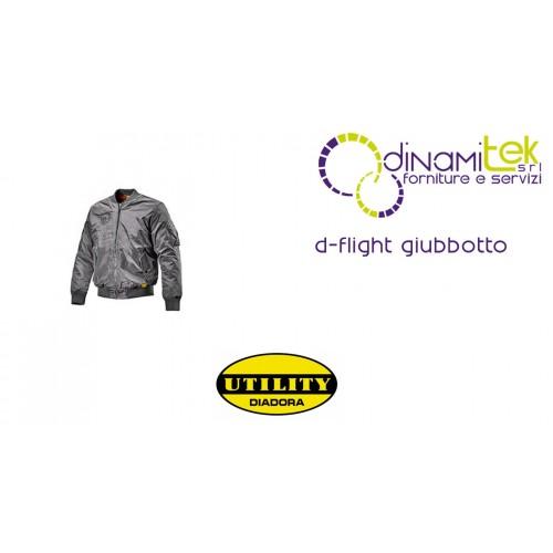 CHAQUETA DE TRABAJO D-FLIGHT DIADORA UTILITY Dinamitek 1