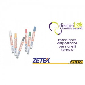 ZETEK KPM010-D3 OPTIONAL DISPOSITORE PENNARELLI Dinamitek 1
