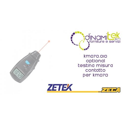 ZETEK KM070.010 OPTIONAL TESTINA MISURA CONTATTO KM070 Dinamitek 1