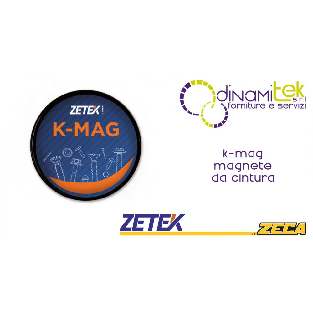ZETEK K-MAG MAGNETE DA CINTURA Dinamitek 1