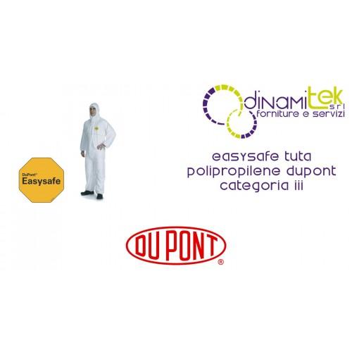SUIT POLYPROPYLENE EASYSAFE DUPONT Dinamitek 1