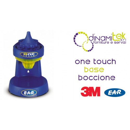 ONE TOUCH BASIC BOTTLE PD-01-000 3M Dinamitek 1